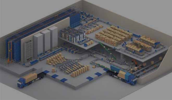 Warehouse Automation System