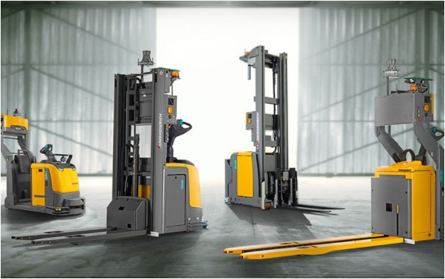 The Variety of the Automated Guided Vehicles (AGV)