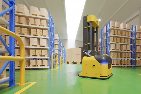 automated guided vehicles agv