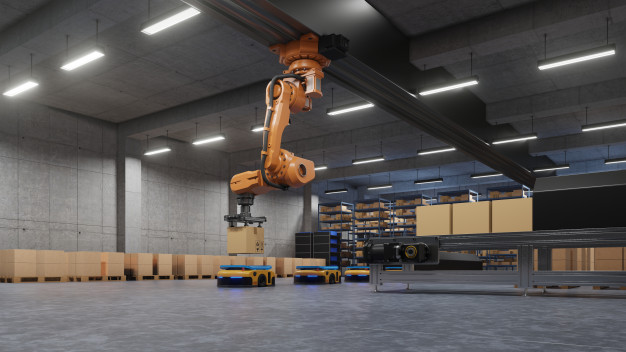 automated guided vehicle agv system
