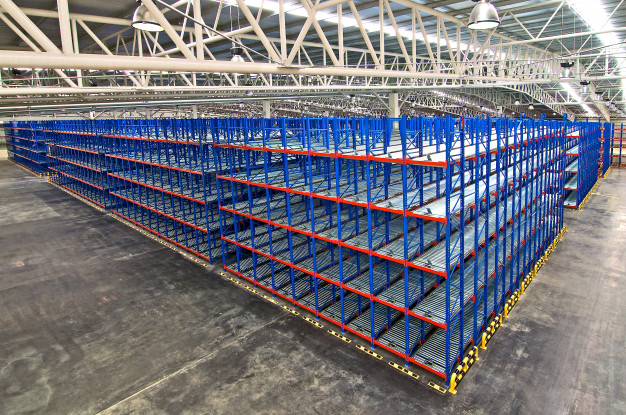 automated racking system