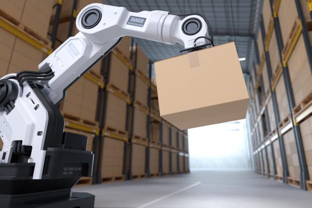 Autonomous mobile robot ARM