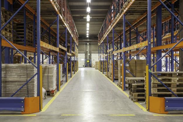 warehouse mezzanine asrs