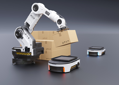 How the Automated Guided Vehicle Increases Safety? Let's Find Out
